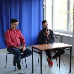 Spotkania z ciekawymi ludźmi – Łukasz Domin